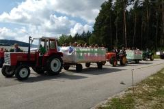 Konvoi-Traktor