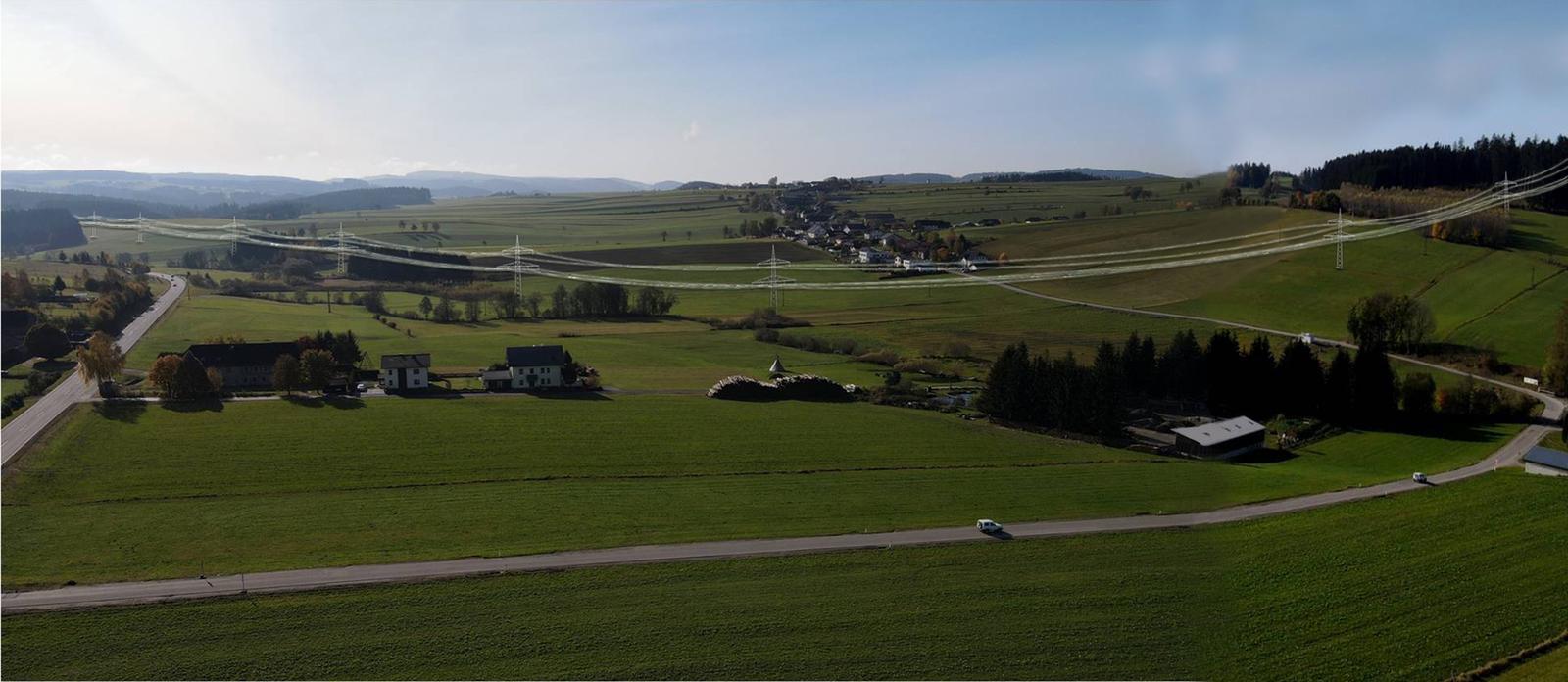110kv-dietrichschlag-mit-masten-bad leonfelden